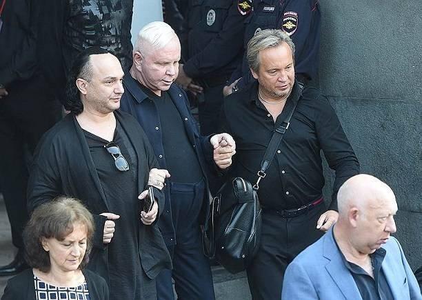Брат Бориса Моисеева подозревает Сергея Гороха во лжи о состоянии его здоровья