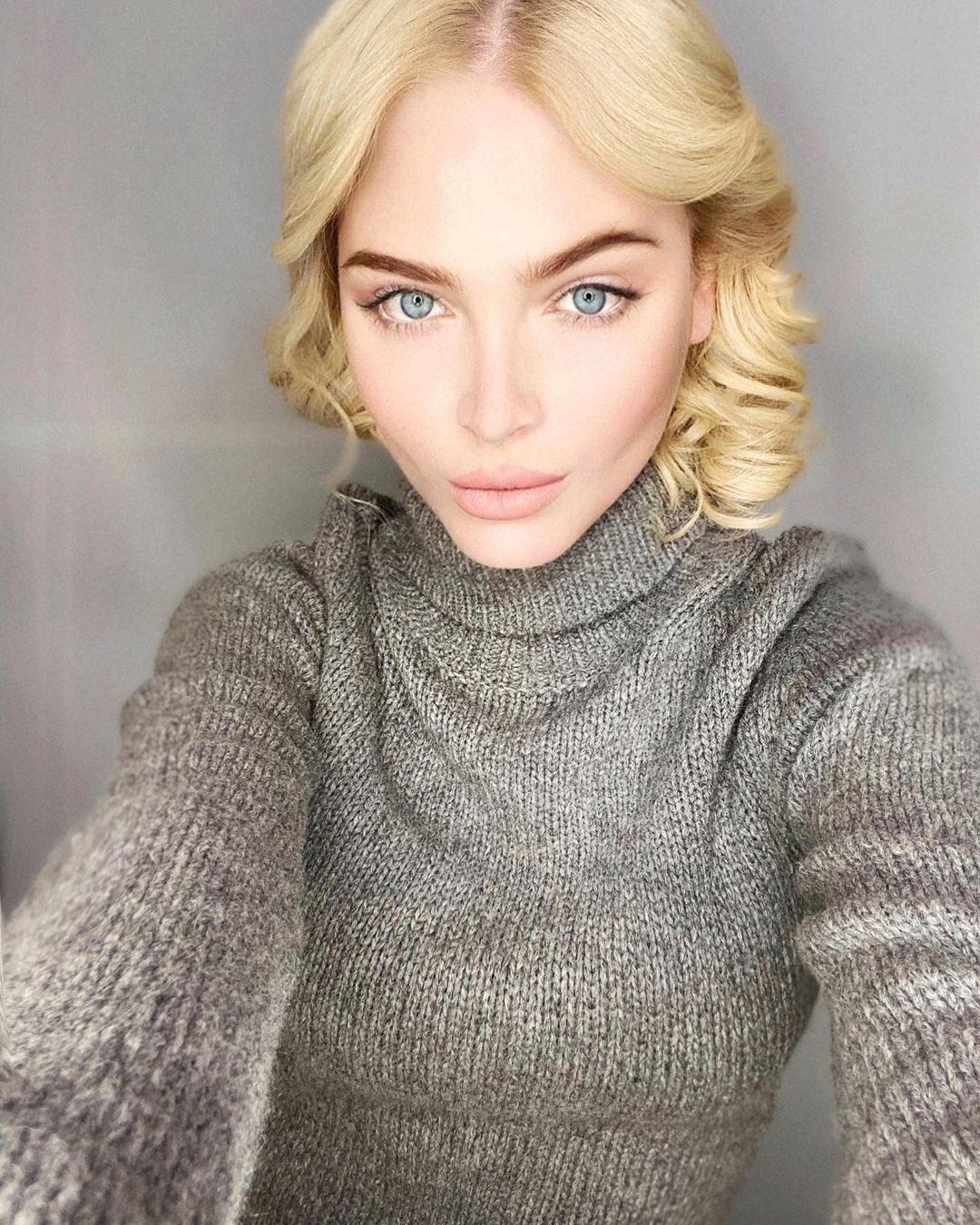 Отрезавшая волосы Алёна Шишкова стала копией молодой Мадонны