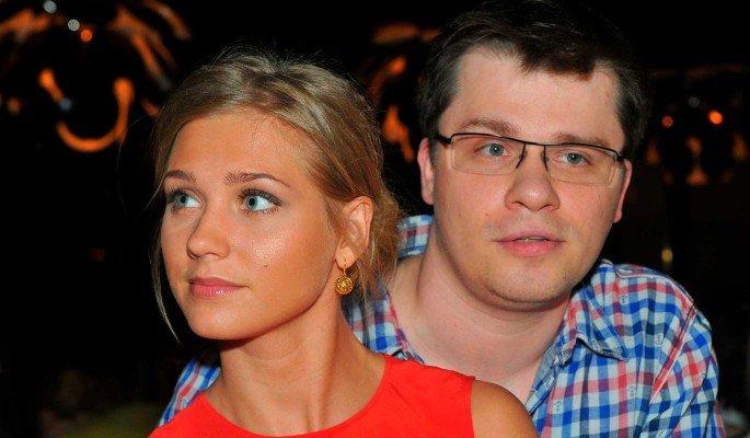 Кристина Асмус стала инициатором развода с Гариком Харламовым