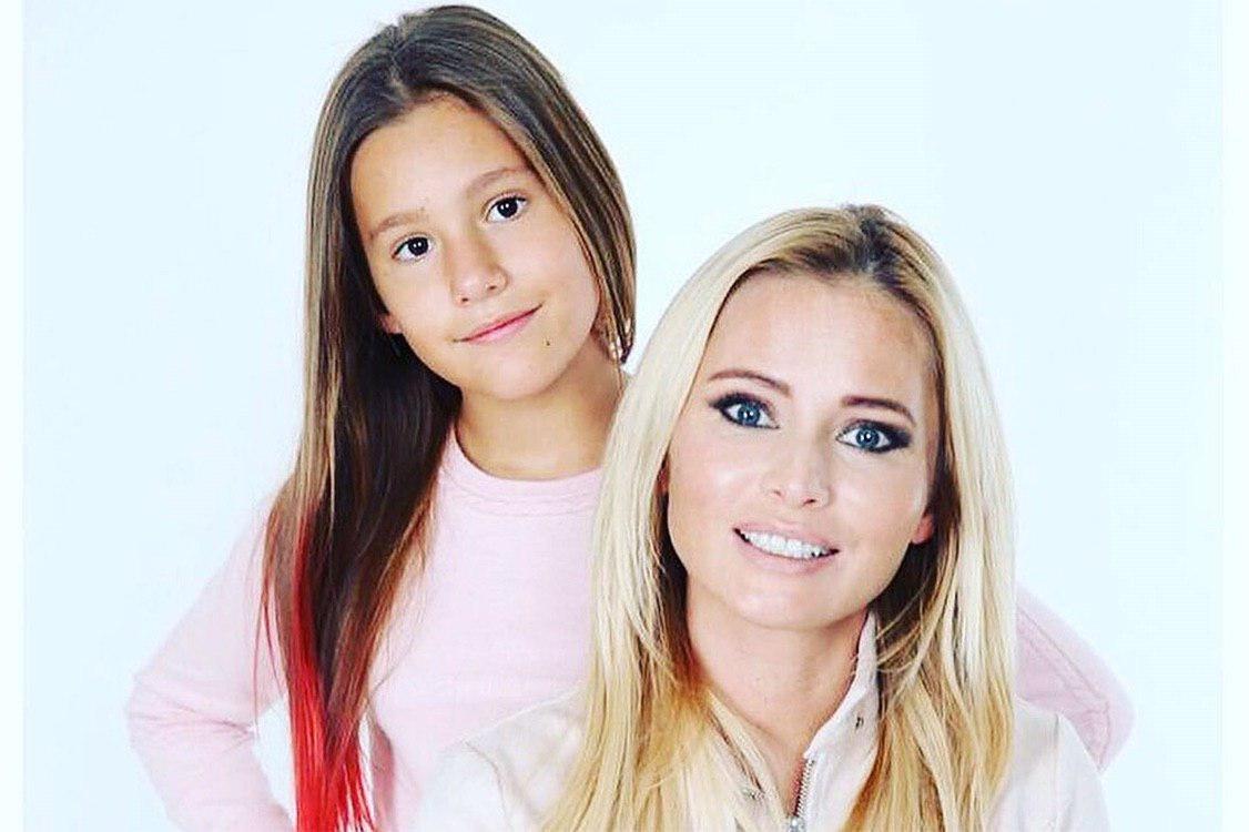 Дочь Даны Борисовой снова живет с ней