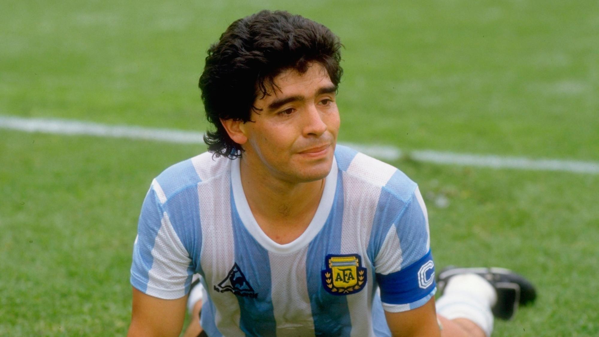 Диего Марадона перенес операцию на мозге