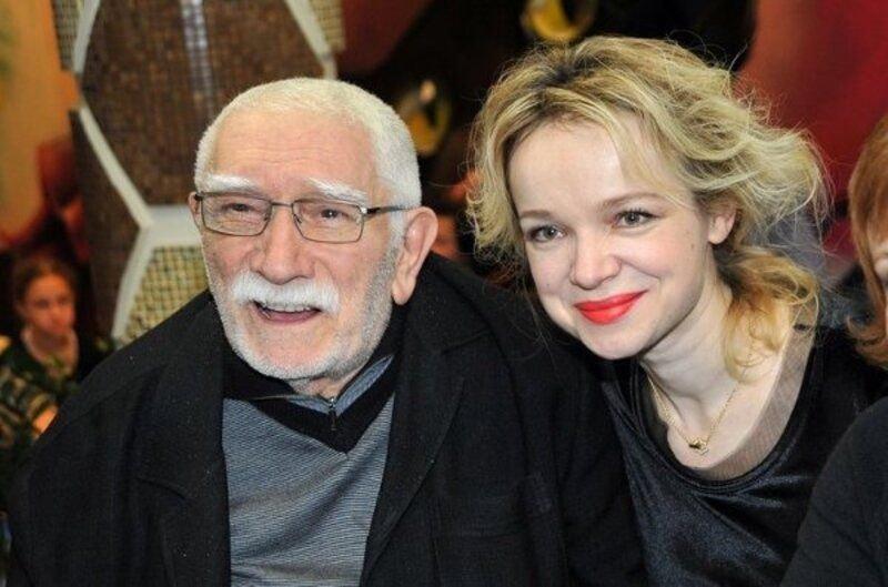Пасынок Армена Джигарханяна опроверг заявление Виталины Цымбалюк-Романовской