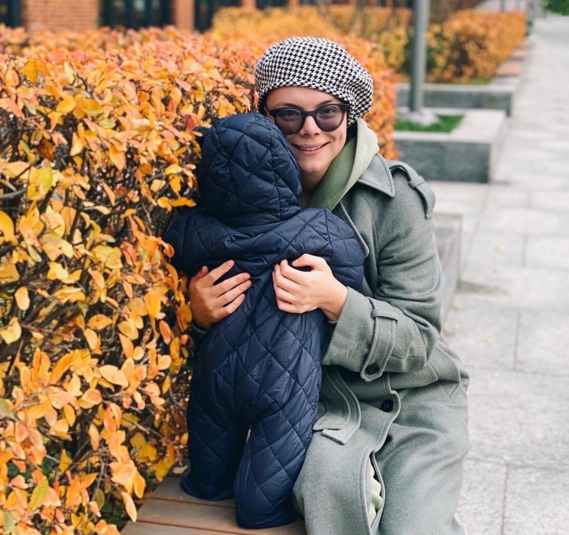 Татьяна Брухунова рассказала, как воспитывает сына