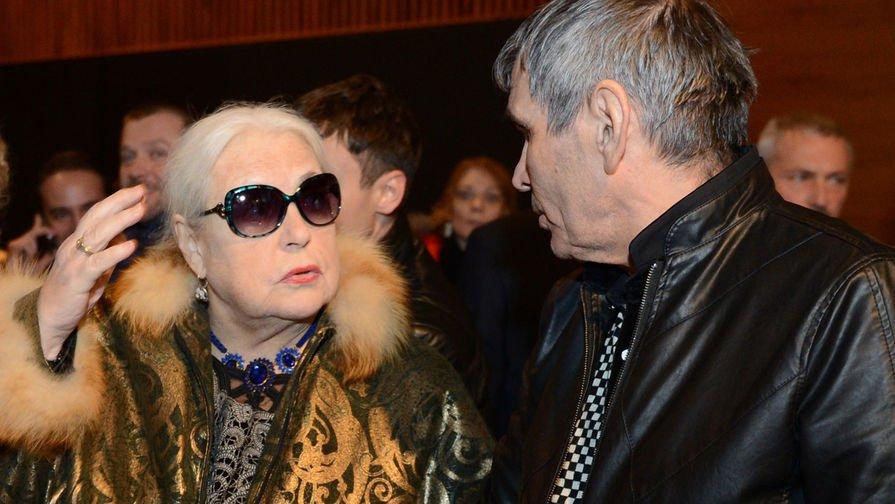 Бари Алибасов не вернул Лидии Федосеевой-Шукшиной ключи от квартиры