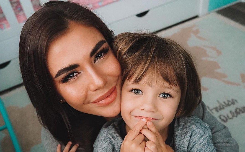 Блогер София Стужук месяц скрывала от сына смерть отца