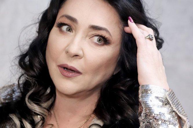 Лолита Милявская попала в аварию