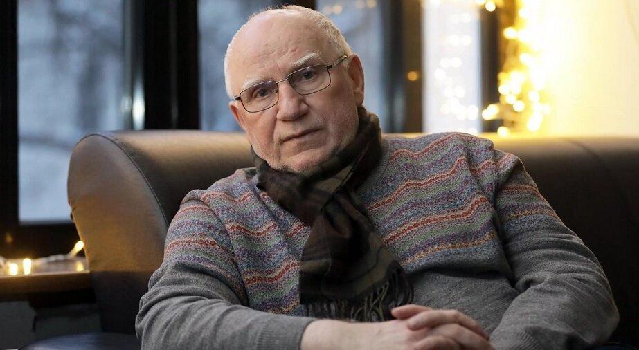 Валерий Баринов забрал сына у жены