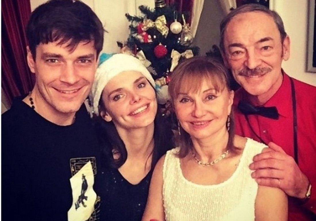 Максим Матвеев рассказал об отношениях с тестем Михаилом Боярским