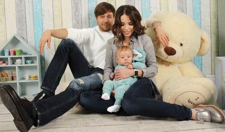 Иван Жидков без разрешения забрал сына у бывшей жены