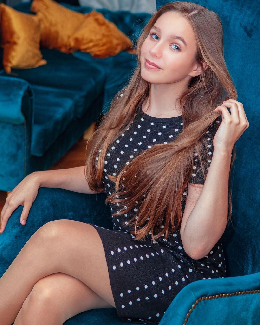Дочь Юлии Началовой празднует свое 14-летие