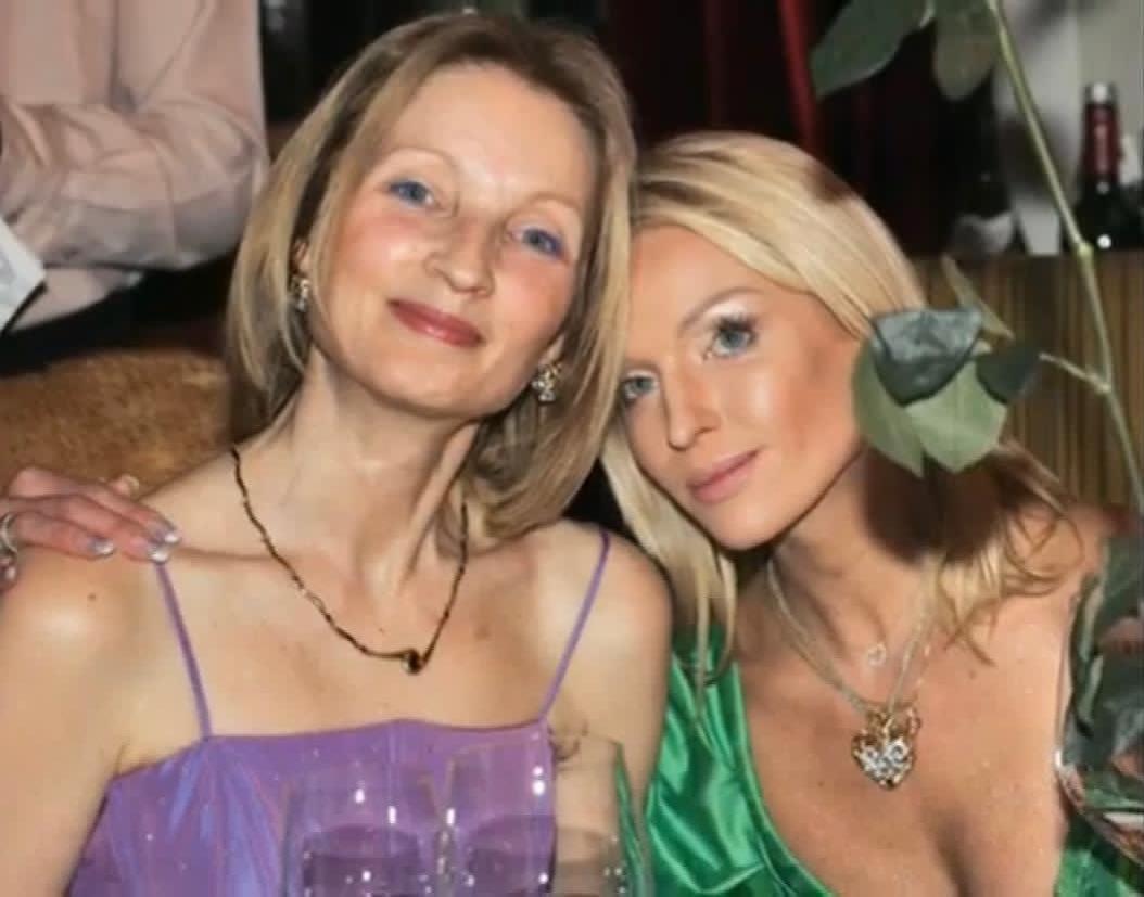 Анастасия Волочкова трогательно поздравила свою маму с юбилеем