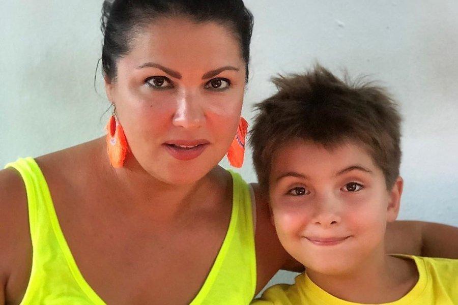 Анна Нетребко рассказала об особенностях воспитания сына-аутиста
