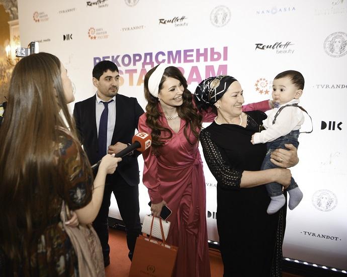 В Москве наградили рекордсменов Instagram 2020