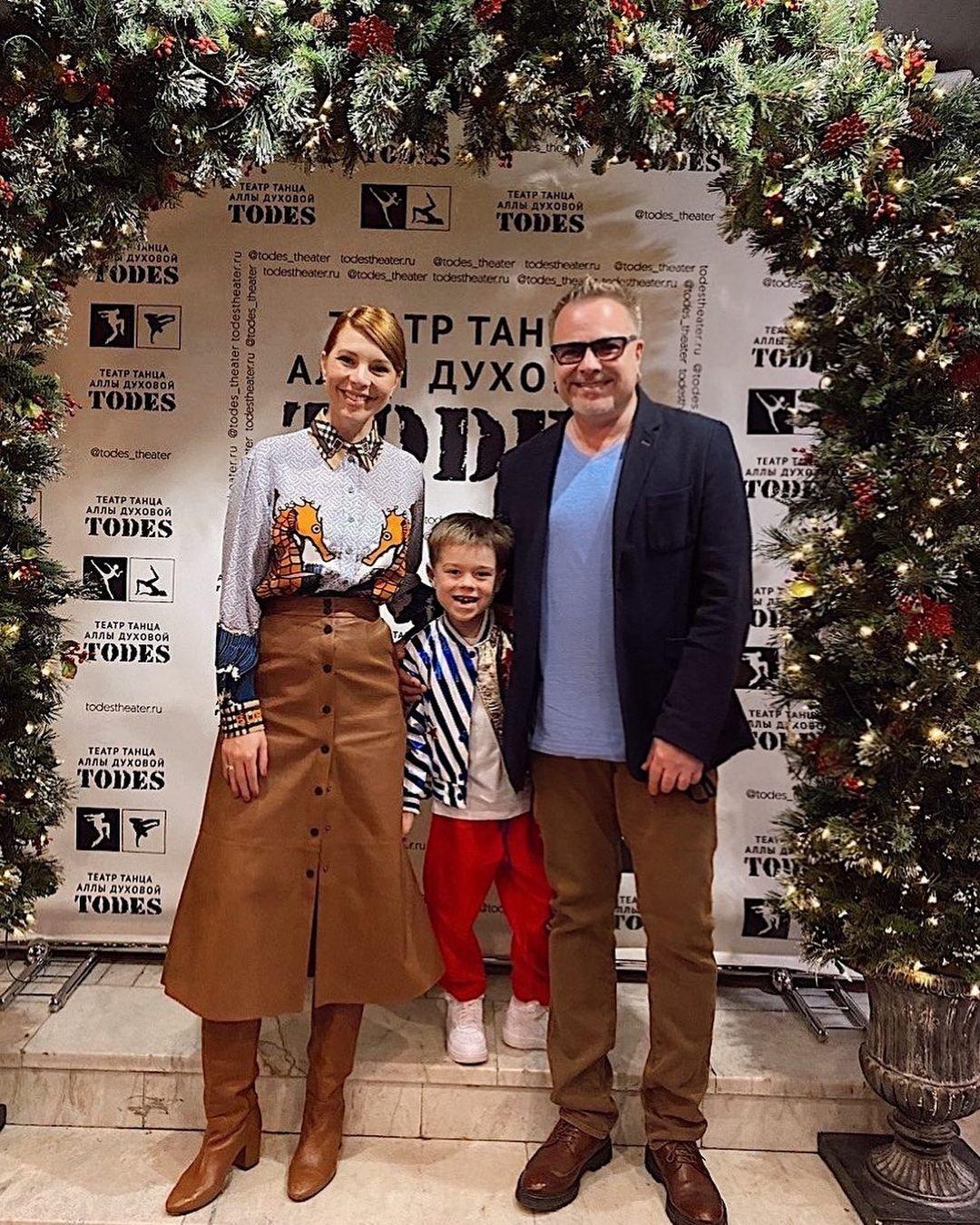 Наталья Подольская и Владимир Пресняков прослезились из-за выступления сына