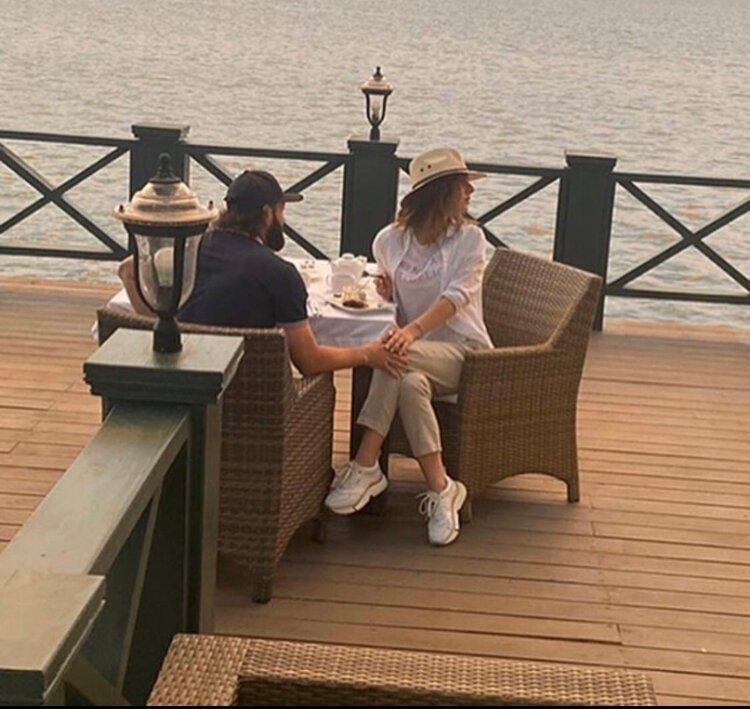 Лиза Арзамасова трогательно поздравила Илью Авербуха с днем рождения