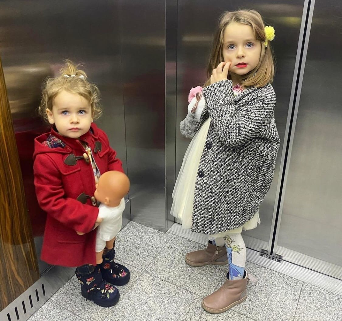 Анна Хилькевич пожаловалась на поведение дочерей