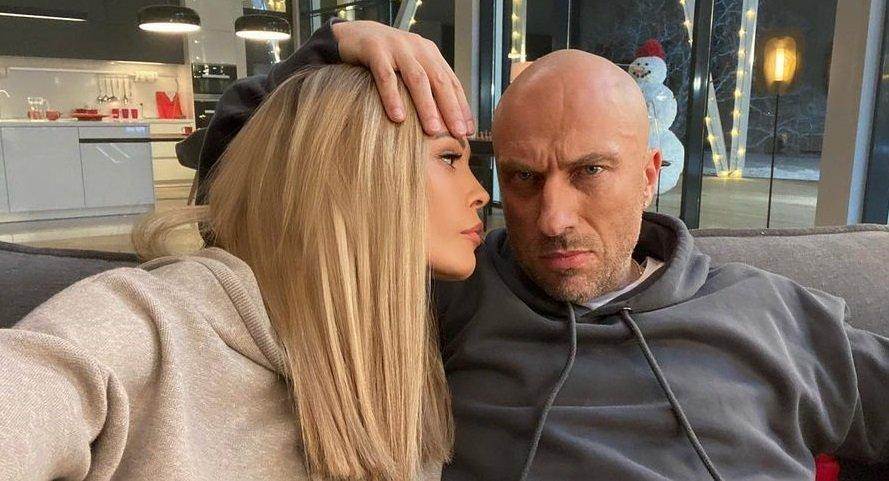 Мария Горбань и Дмитрий Нагиев сделали провокационный снимок