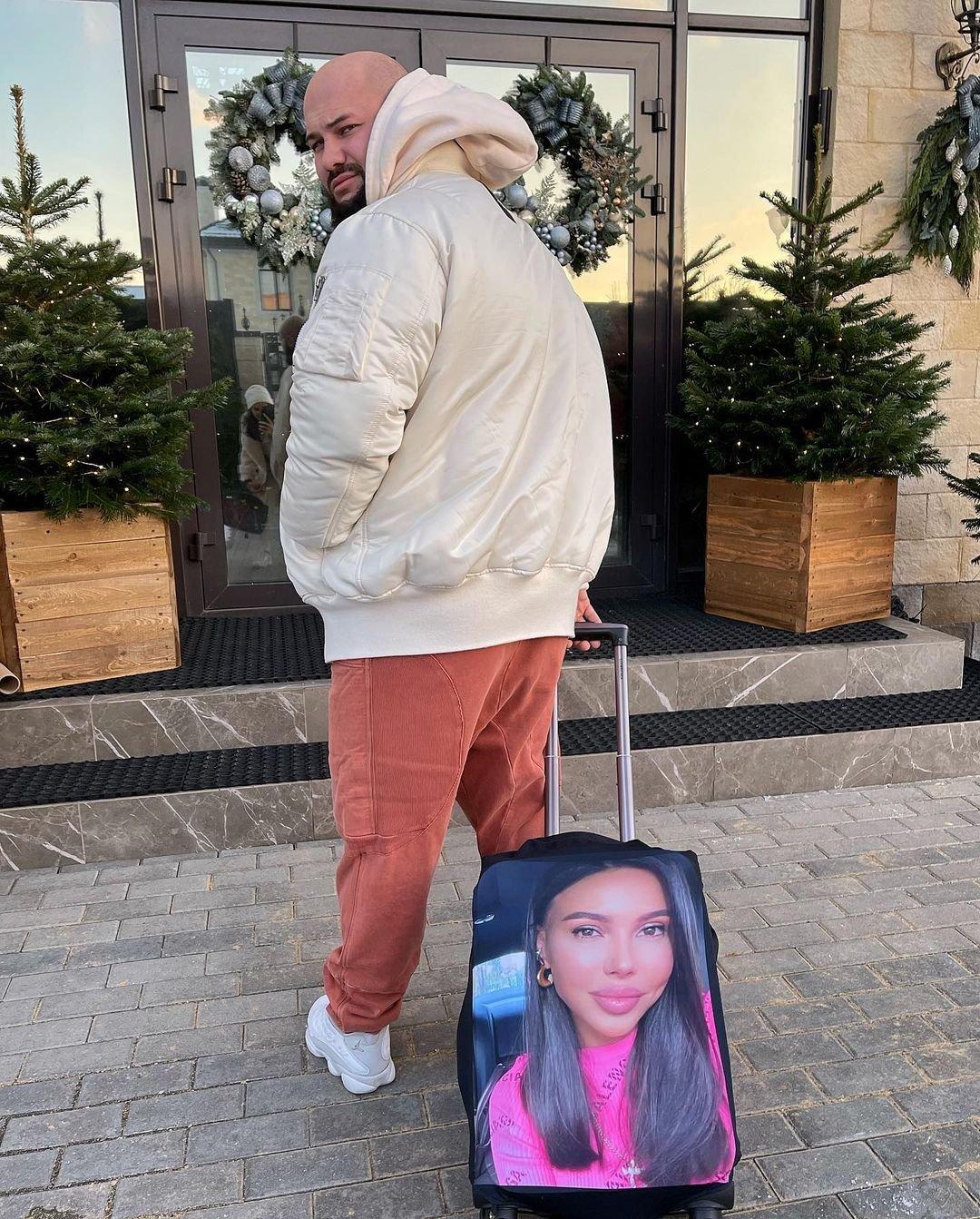 Оксана Самойлова отомстила Джигану за его измены, сделав странный сюрприз