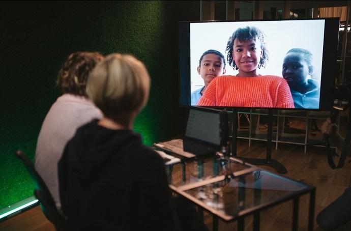 «Главная премьера впереди!»: в январе состоится показ фильма, созданного детьми из разных стран