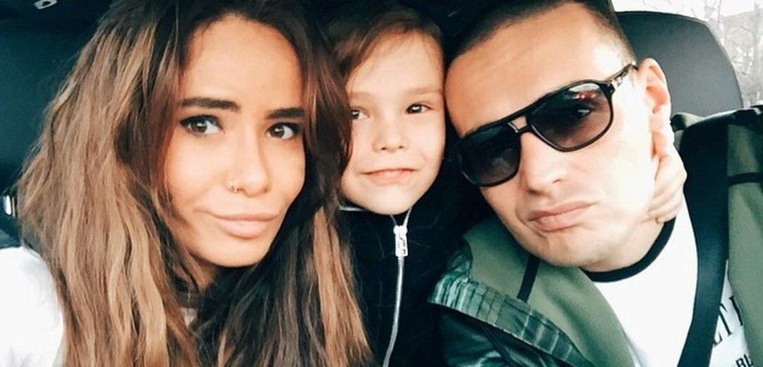 Сын Айзы Долматовой и Гуфа представил свой первый рэп - трек