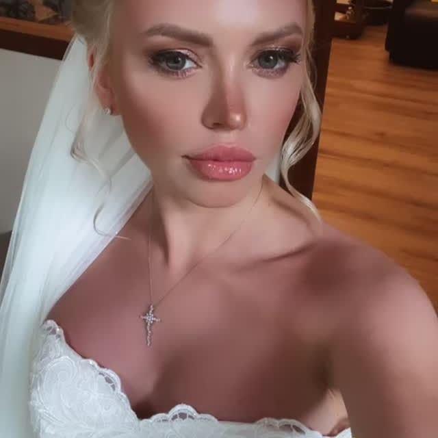 Милана Тюльпанова вышла замуж на берегу океана