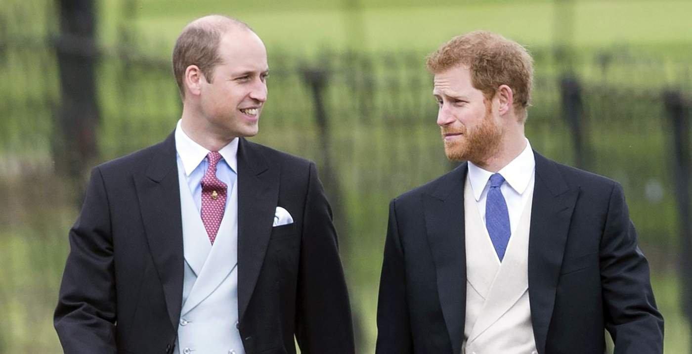 Принц Гарри помирился с братом