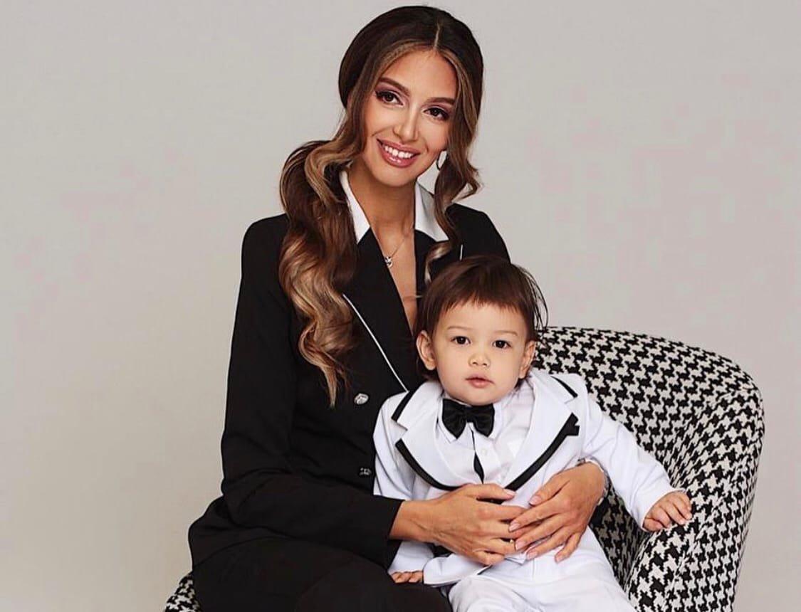 Оксана Воеводина рассказала, как воспитывает сына в одиночестве