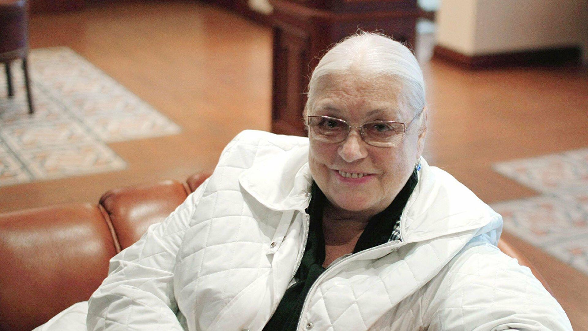 Лидия Федосеева-Шукшина прокомментировала поступки Бари Алибасова