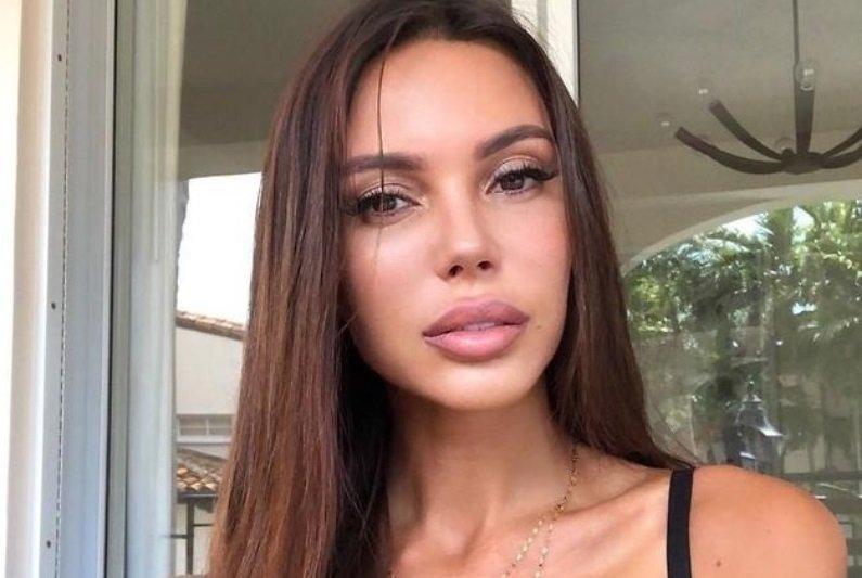 """Оксана Самойлова продемонстрировала """"магию востока"""""""