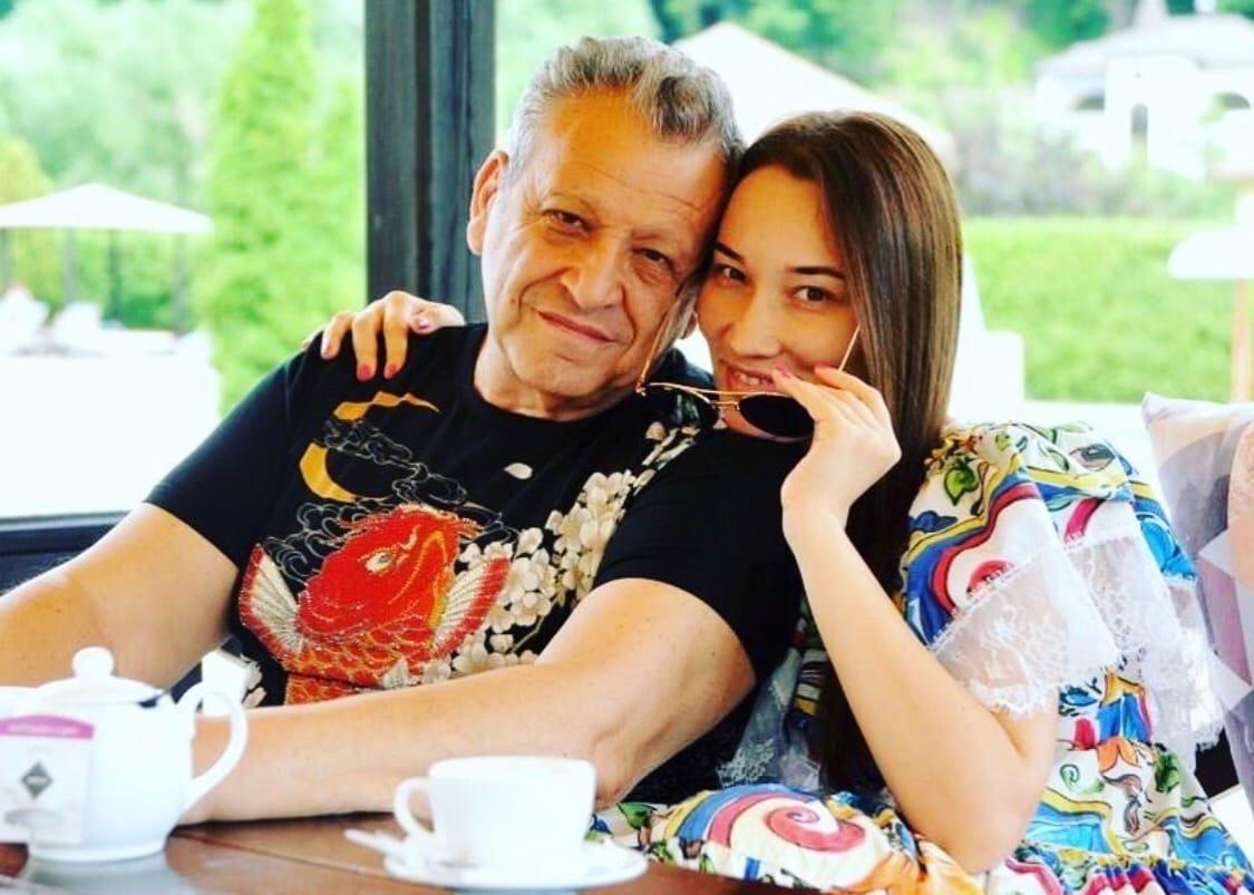 Жена Бориса Грачевского прокомментировала его смерть