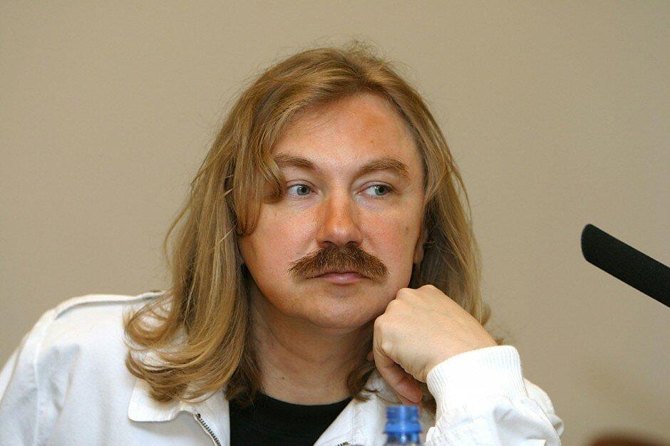 Игорь Николаев объяснил, почему не хочет расставаться с усами много лет