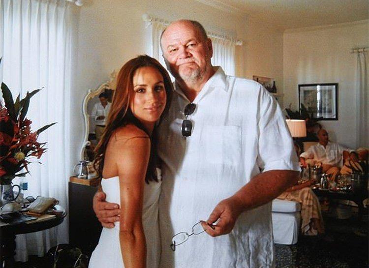 Отец Меган Маркл решил снять о ней документальный фильм