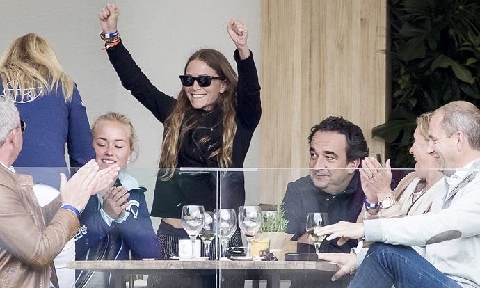 Мэри-Кейт Олсен и Оливье Саркози официально оформили развод