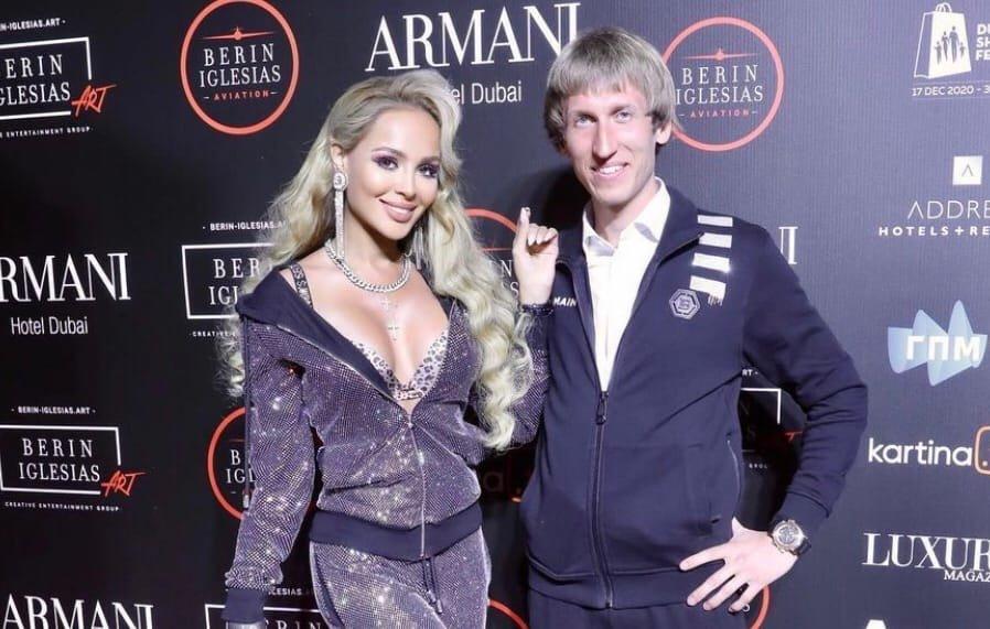 Возлюбленный Анны Калашниковой сделал ей предложение