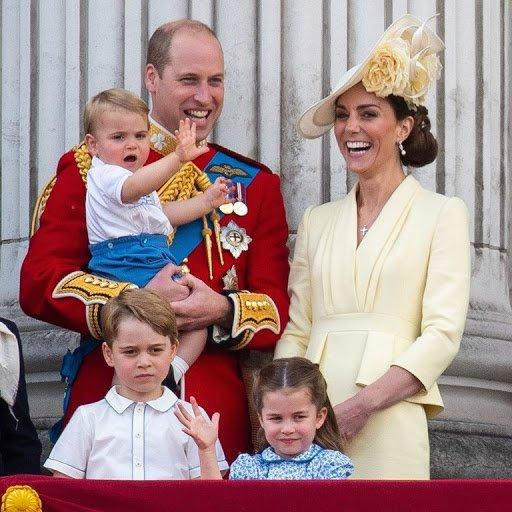 Кейт Миддлтони принц Уильям задумались о рождении четвертого ребенка
