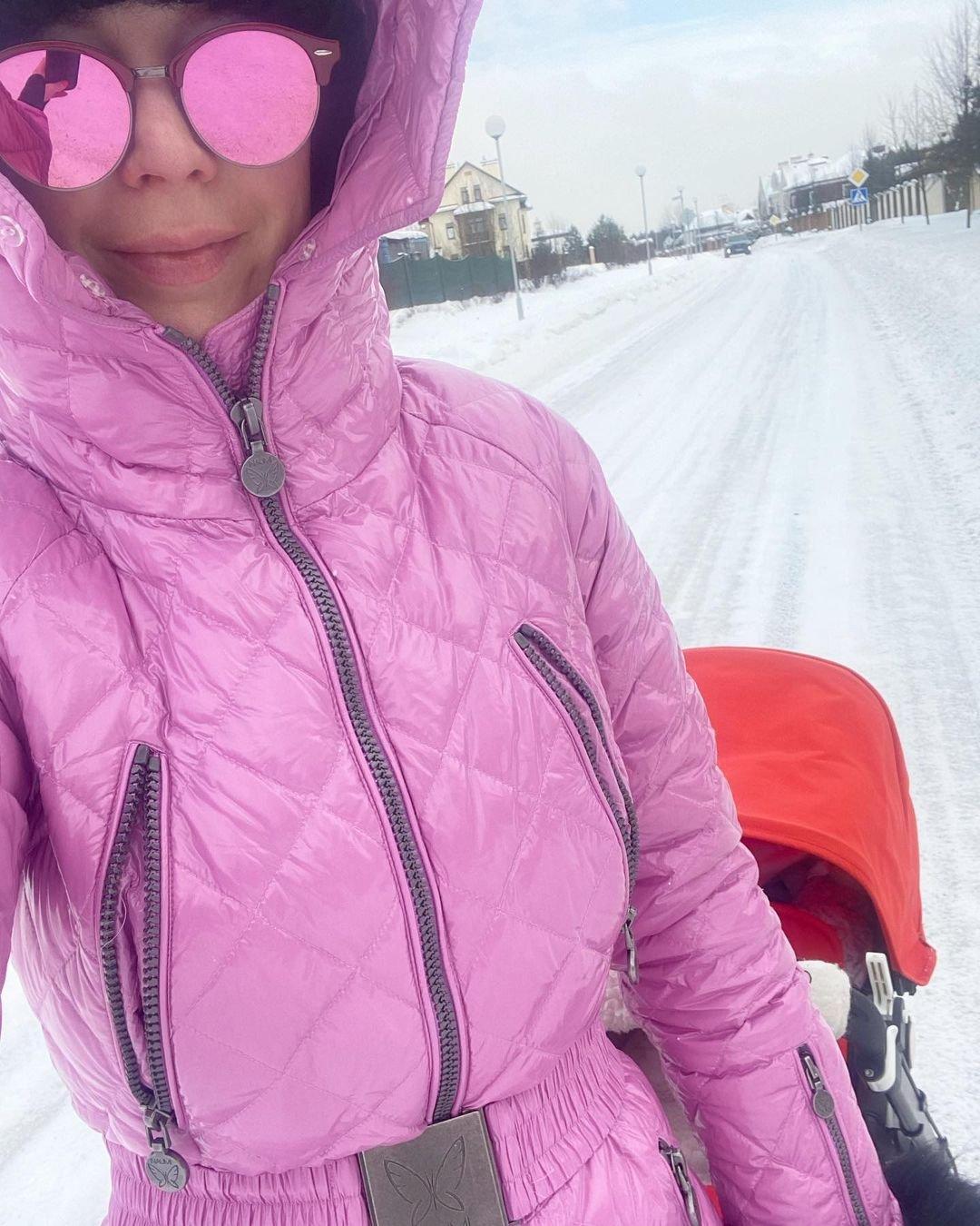 Наталья Подольская намерена вернуться к работе, несмотря на совсем маленького ребёнка