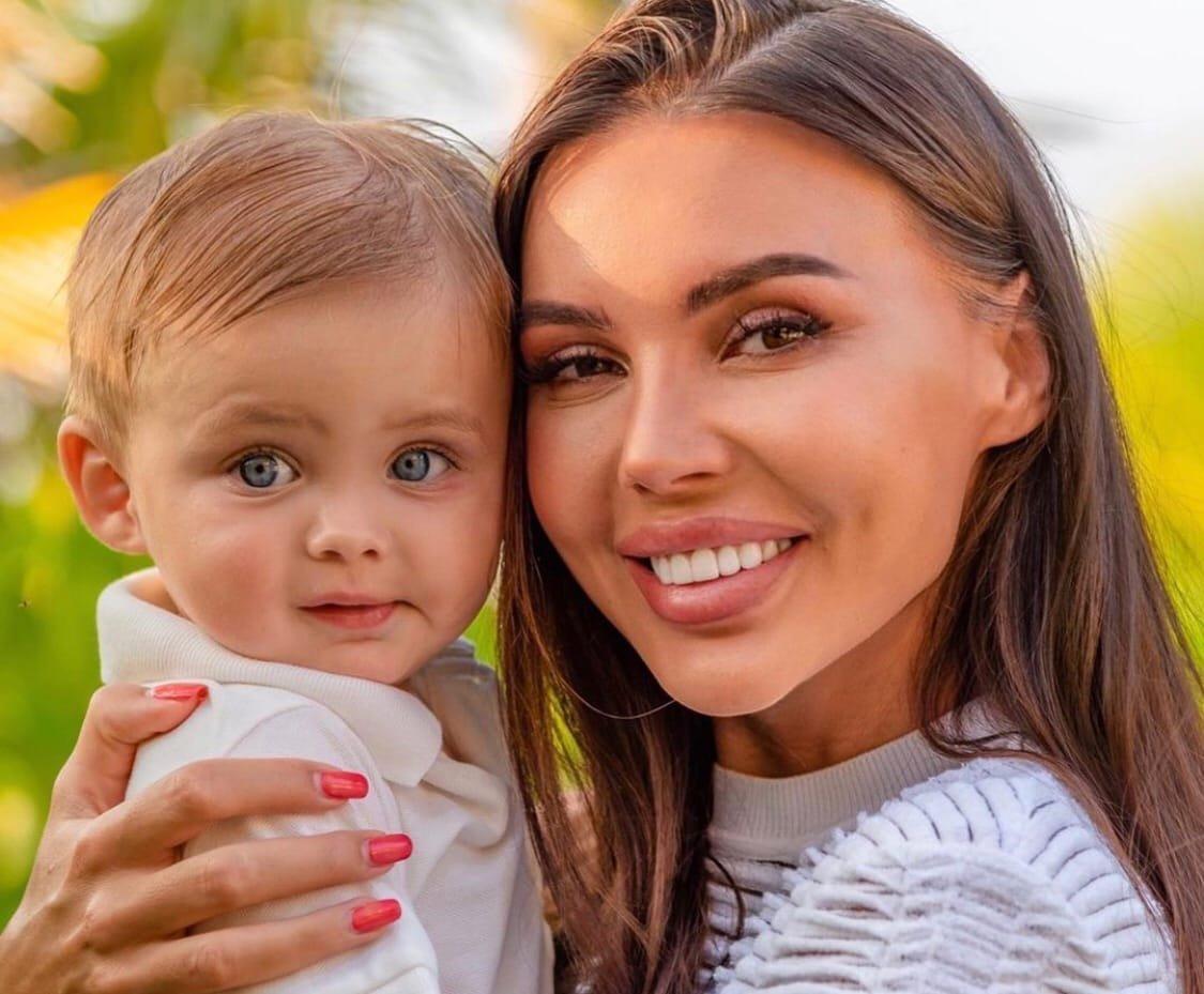 Оксана Самойлова рассказала, что врачи подозревали наличие проблем со здоровьем у её сына