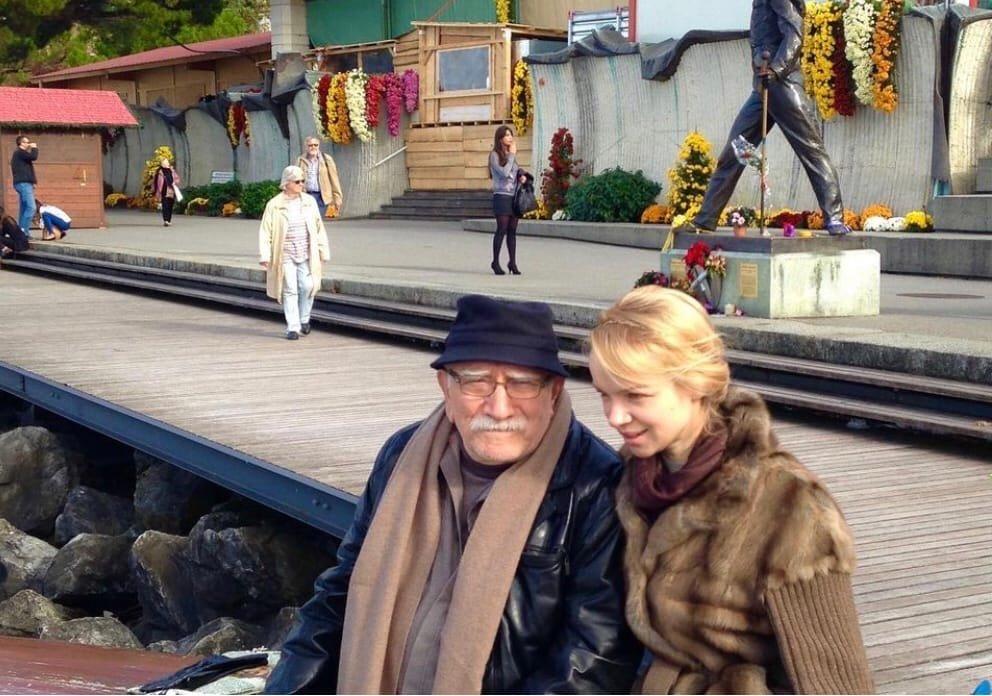 Виталина Цымбалюк-Романовская рассказала, почему развелась с Арменом Джигарханяном