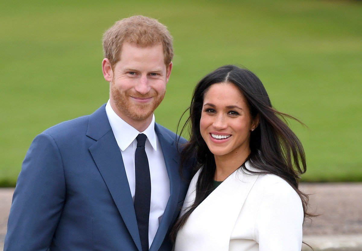 Меган Маркл и принц Гарри сообщили, что не вернутся к своим королевским обязанностям