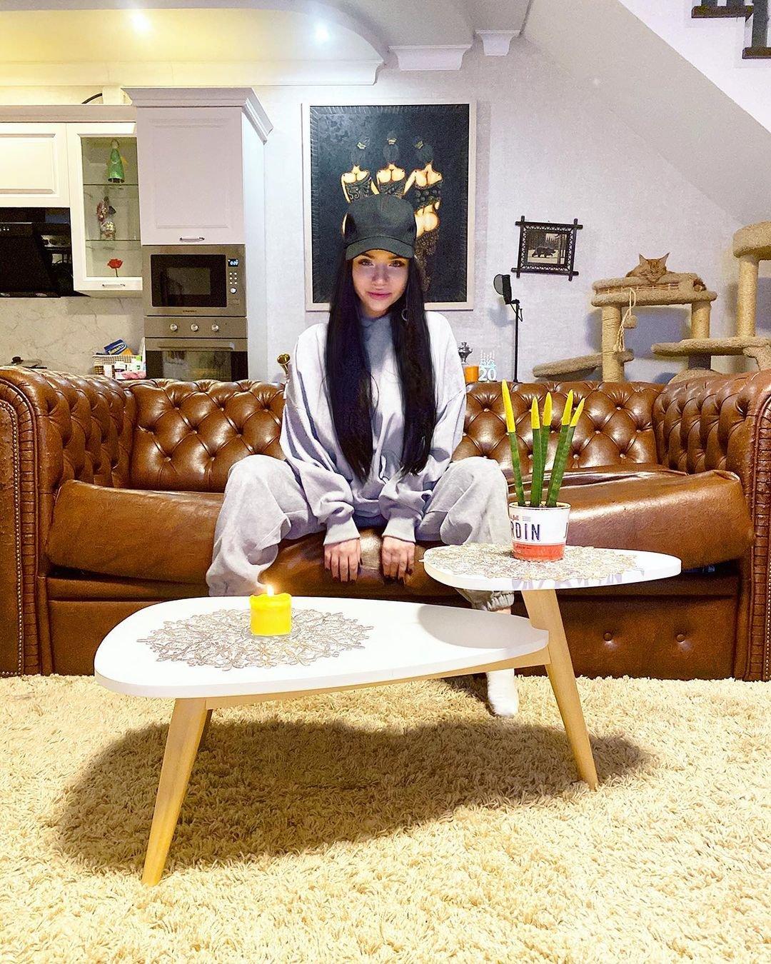 Певица Бьянка вплотную занялась обустройством дома