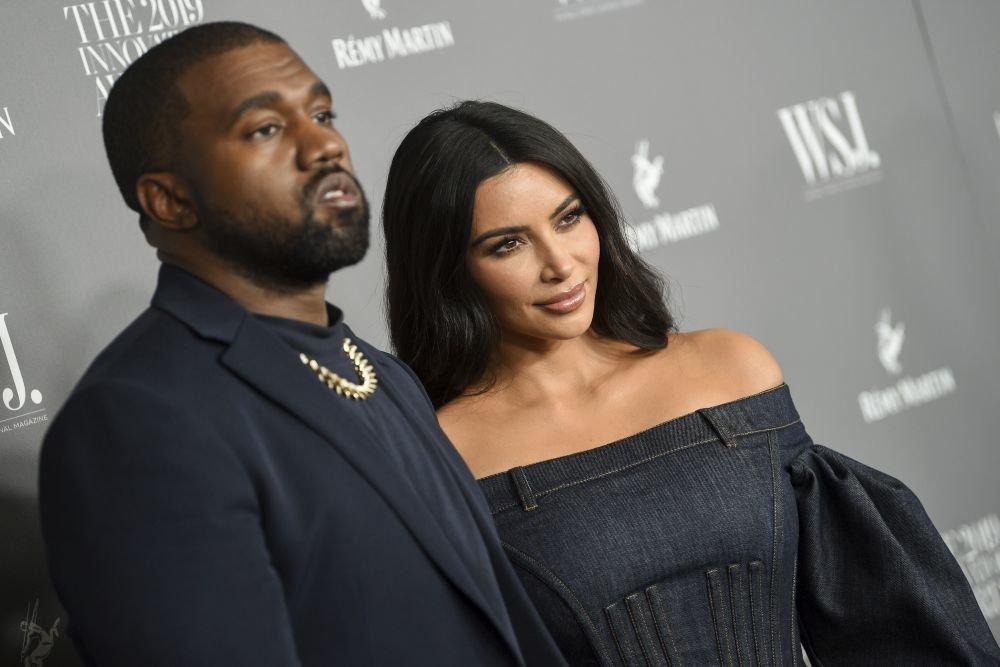 Ким Кардашьян подала на развод с мужем