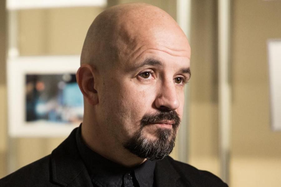 Егор Дружинин рассказал, почему остался без волос