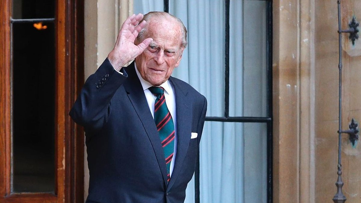 Врачи диагностировали у принца Филиппа инфекцию