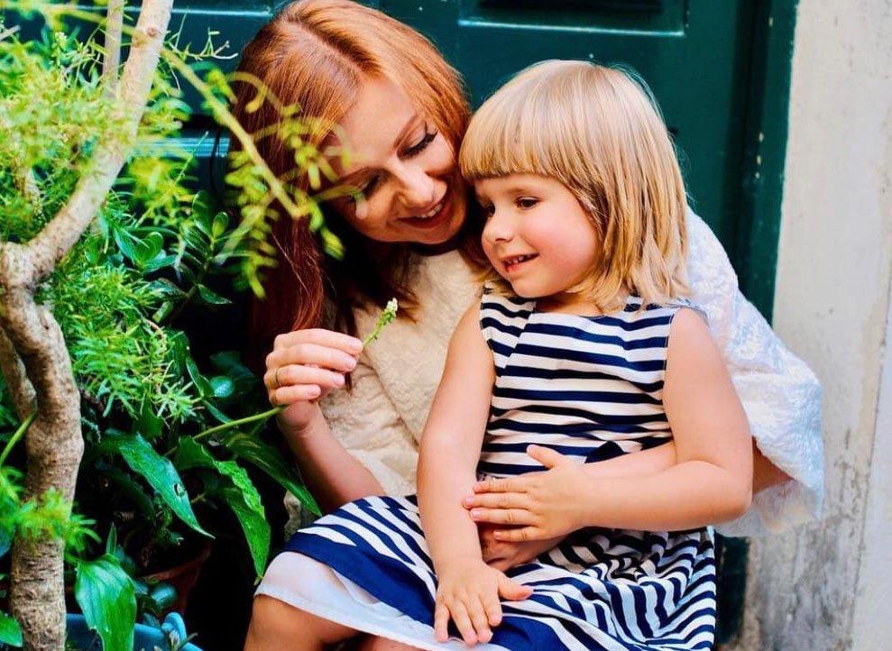 Юля Савичева рассказала об увлечении дочери