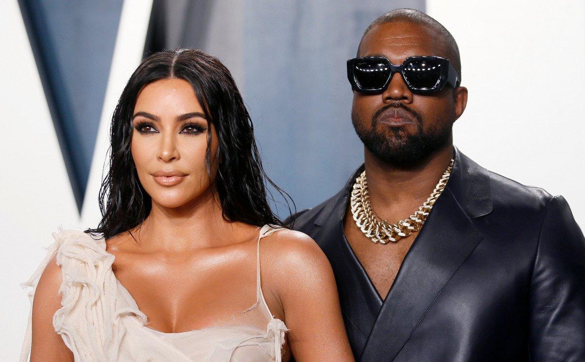 Канье Уэст и Ким Кардашьян начали процесс развода