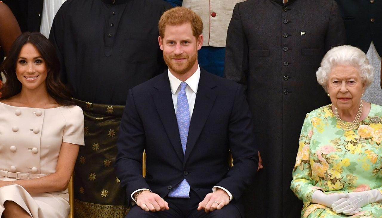 Принц Уильям впервые высказался об интервью Меган Маркл и принца Гарри