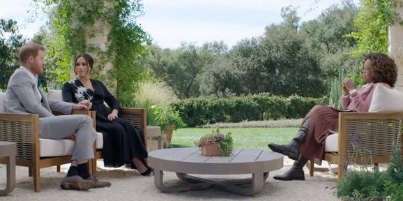 Принцы Черльз и Уильям впервые поговорили с принцем Гарри, после интервью Опре Уинфри