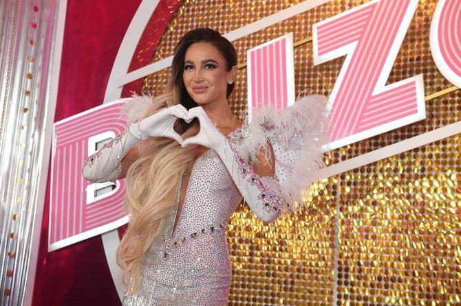 Дарья Палей сообщила, что муж не ревнует её к Давиду Манукяну