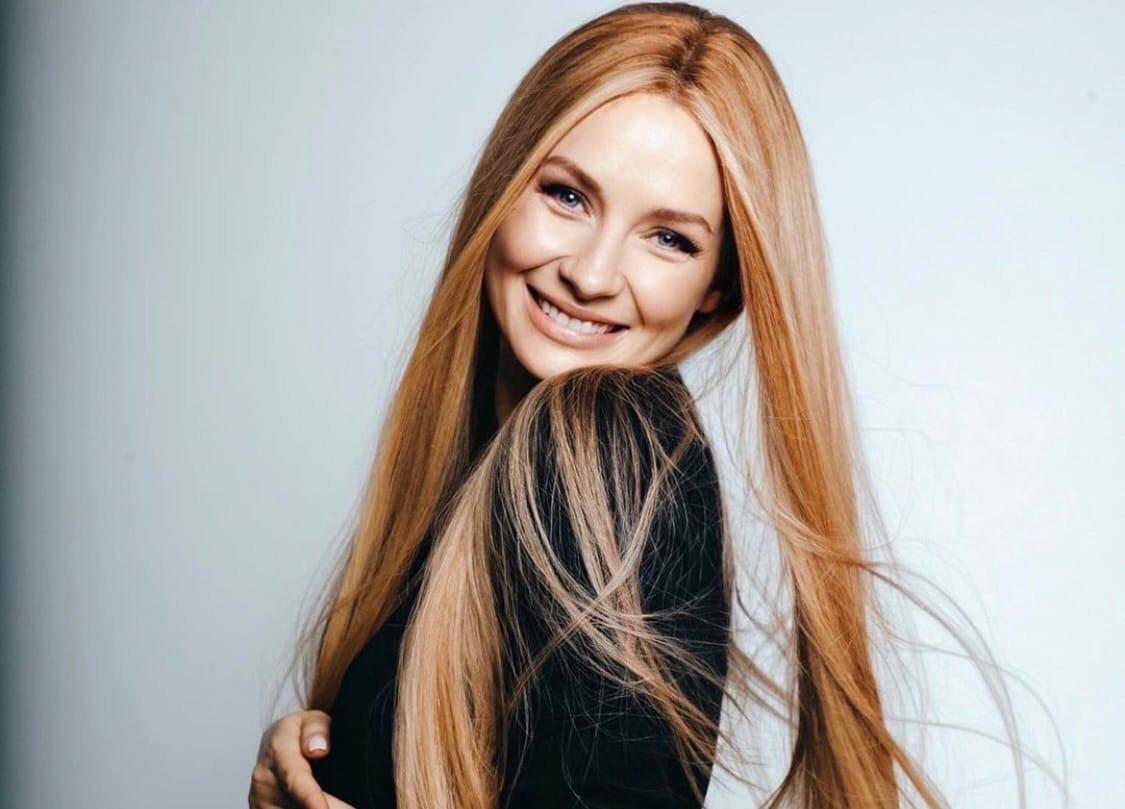 Ольга Сухарева родила ребенка