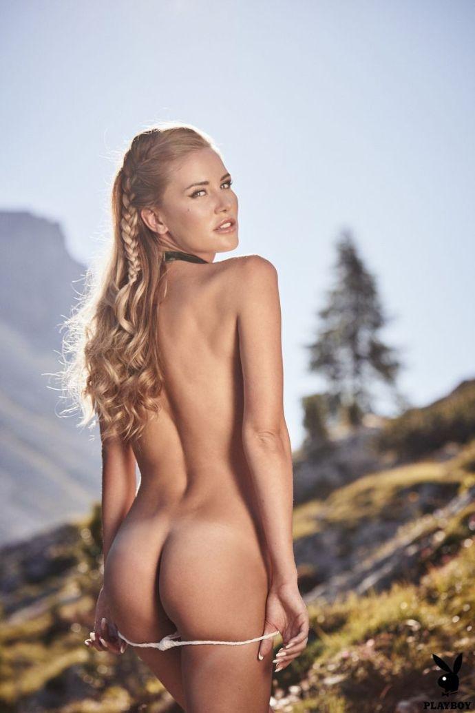 Горячие фото Джулия Прокопи в Playboy напомнили, что скоро лето